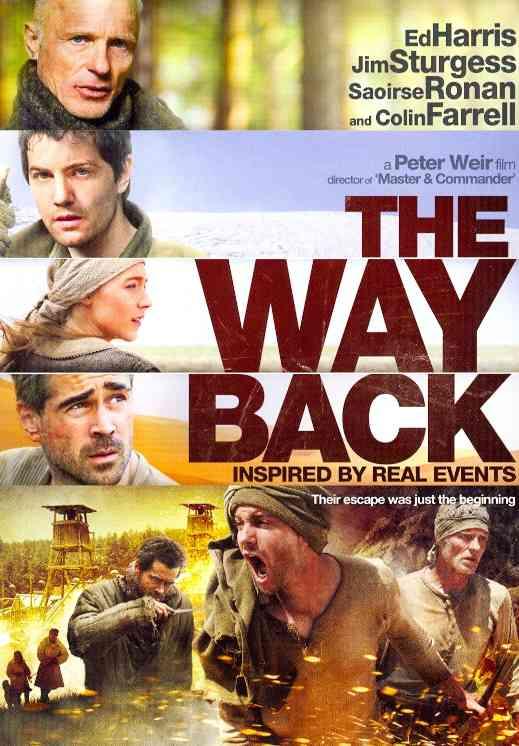 WAY BACK BY HARRIS,ED (DVD)