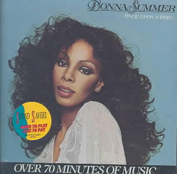 ONCE UPON A TIME BY SUMMER,DONNA (CD)