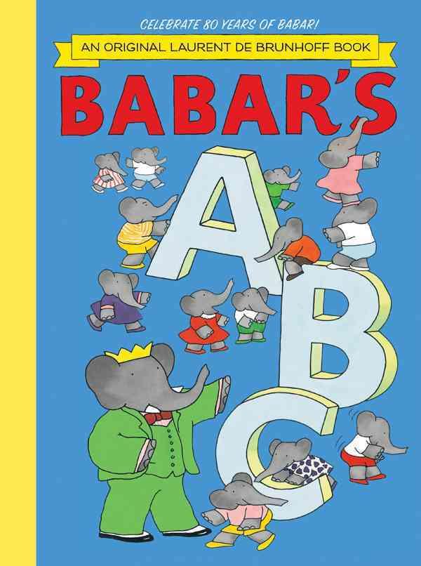 Babar's ABC By Brunhoff, Laurent de